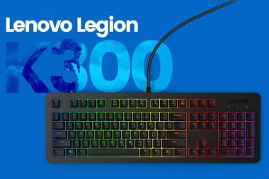 ביקורת: Lenovo Legion K300