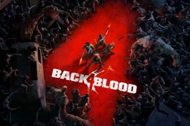 התצוגה של Back 4 Blood של WB Games ב-E3 2021