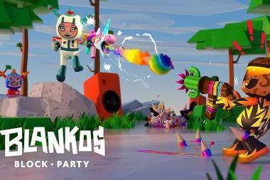 ה-NFT משתלטים על E3 ב-Blankos Block Party
