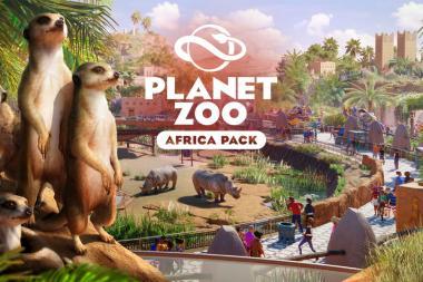 הרחבת Planet Zoo: Africa Pack הושקה