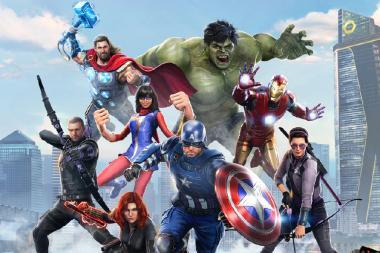 הללויה: Marvel's Avengers יאפשר לשחקנים לשחק עם אותה דמות