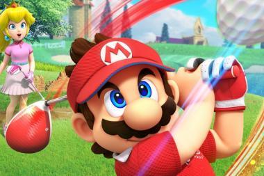 ביקורת: Mario Golf: Super Rush - משיג PAR