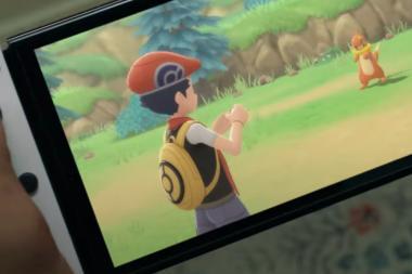 טריילר ה-Switch OLED חשף שיפורים גרפיים במשחקי הפוקימון החדשים
