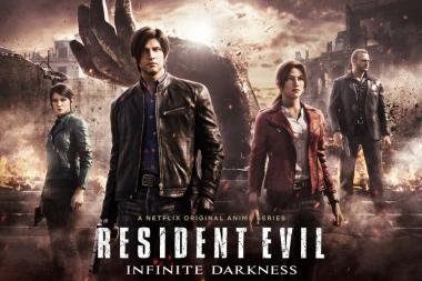 ביקורת: Resident Evil: Infinite Darkness
