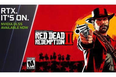 תמיכה ב-DLSS מגיעה ל-Red Dead Redemption 2