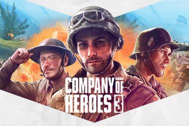 המשחק Company of Heroes 3 הוכרז, יגיע ב-2022