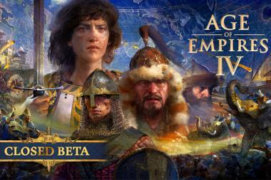 הבטא הראשונה עבור Age of Empires 4 מתחילה