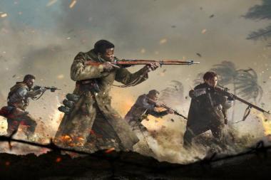 רשמי: Call of Duty: Vanguard הוכרז, החשיפה המלאה תתקיים ב-Warzone