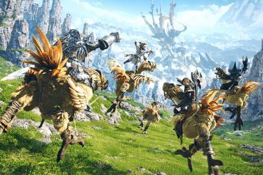 הגבלות חדשות: Final Fantasy XIV מגביל את כמות הדמויות