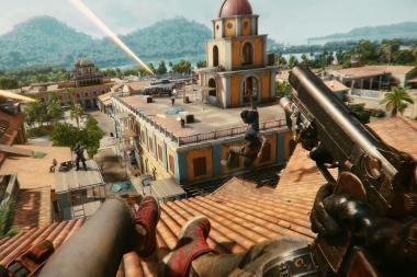 צפו בשעה של משחקיות אקסקלוסיבית מ-Far Cry 6!