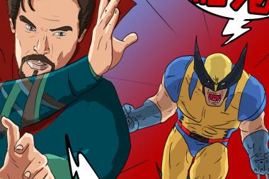 פינת הקומיקס השבועית - V-sync!