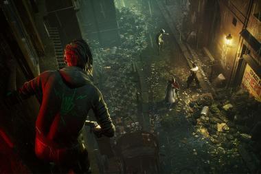 הציד מתחיל: Bloodhunt מגיע ל-PS5