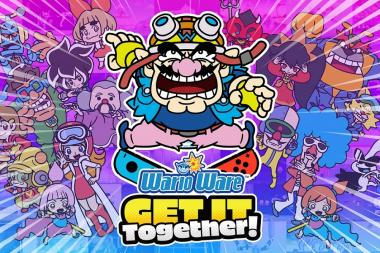 ביקורת: !WarioWare: Get It Together - תנו למשחקים להתחיל!
