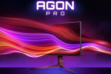 חברת AOC מכריזה על שני מסכי AGON Pro חדשים