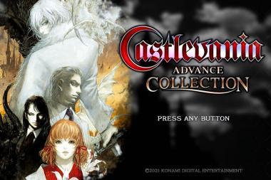 ביקורת: Castlevania Advance Collection - הטירה הנאה