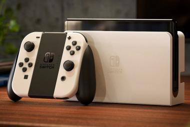 ביקורת: Nintendo Switch OLED