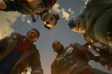 הטריילר החדש של Suicide Squad לא מכיל משחקיות - אבל הוא מכיל טירוף