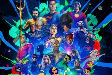 סיכום הכרזות 2021 DC Fandome: צריך גיבור עם עוצמה