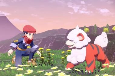 מה לכל הרוחות הולך בטריילר החדש של Pokemon Legends Arceus?!