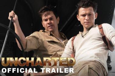 צפו בטריילר הרשמי לעיבוד הקולנועי של Uncharted