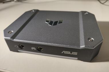 ביקורת: ASUS TUF Gaming Capture Box CU4K30