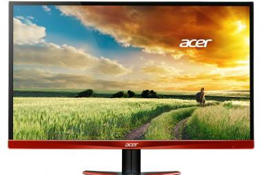 המסך החדש של Acer מגיע עם Vsync מובנה