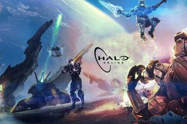 כך נראה Halo Online על המחשב