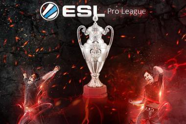 CS:GO - הבתים בטורניר ESL Pro Series הוכרזו