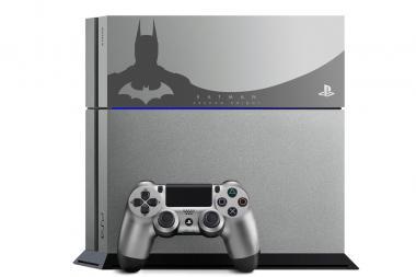 אתם רוצים את ה-PS4 של Batman Arkham Knight