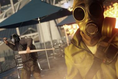 Battlefield Hardline - פי 4 יותר שחקנים על ה-PS4