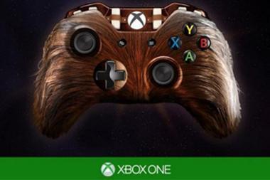 """בקר ה-Xbox One - גרסת """"מלחמת הכוכבים"""""""