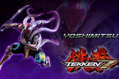אשף החרבות Yoshimitsu מגיע ל-Tekken 7