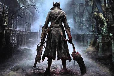 ביקורת - Bloodborne