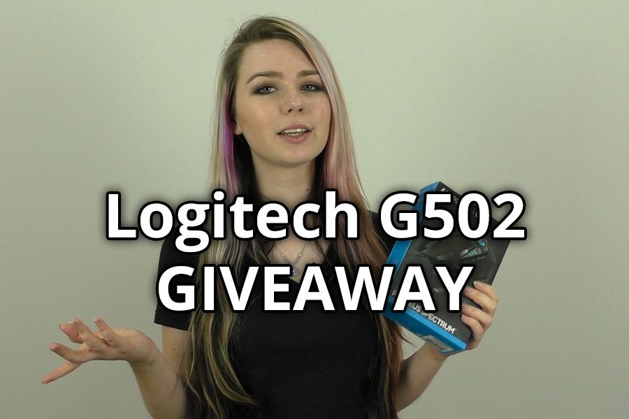 ��� ����� ������� G502 �� Logitech