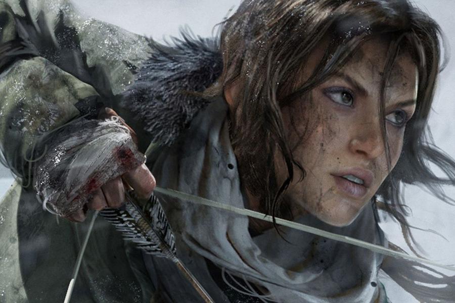 ��� �-20 ���� ���� ��� �-Endurance ���� �� Rise of the Tomb Raider