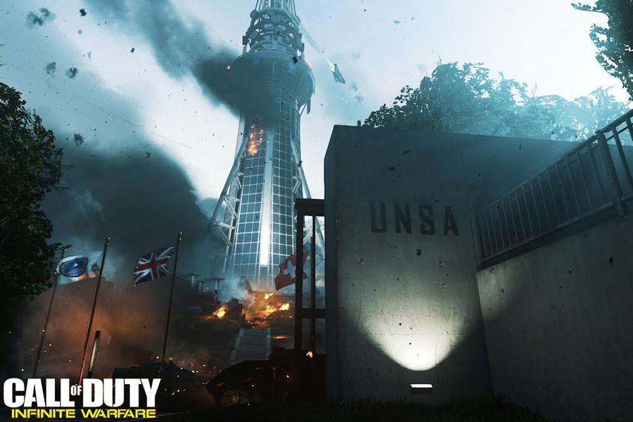 ��� �-12 ���� ���� Call of Duty Infinite Warfare