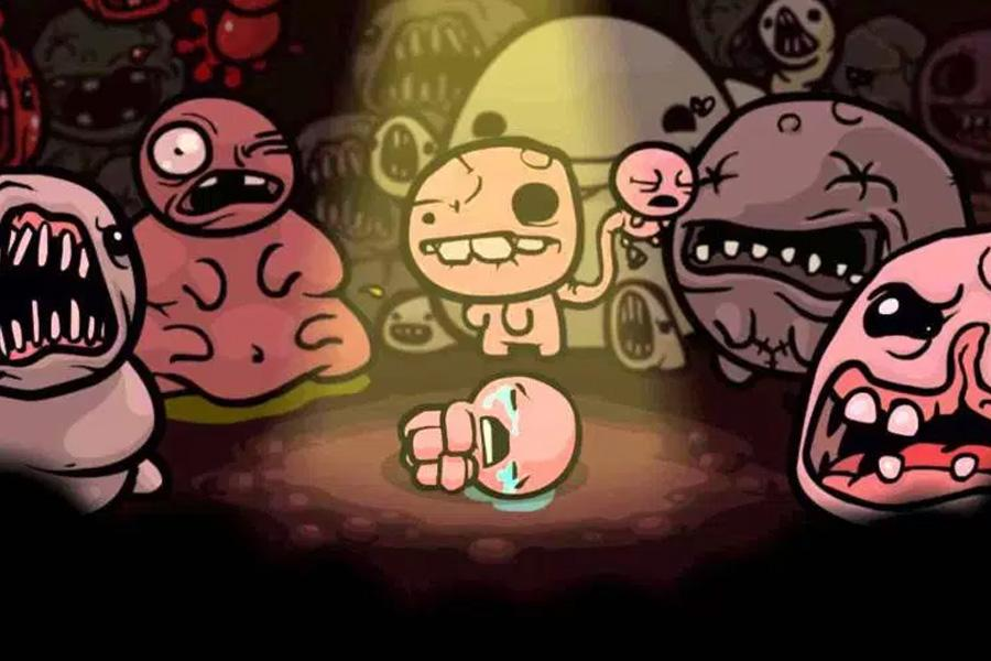 ����� The Binding of Isaac ������ �� ���� ���