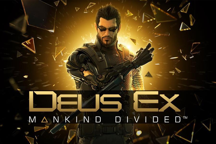 ��� ������� ����� Deus Ex: Mankind Divided