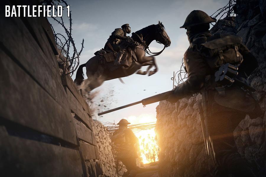 ���� �-Season Pass �� Battlefield 1
