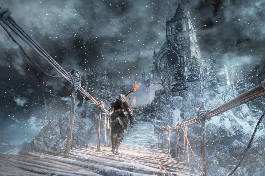 ��� ������� �� ������ ������� �� Dark Souls III