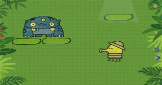 משחקים לאייפון: Doodle Jump