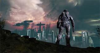 """Halo Reach: טריילר """"הקרב מתחיל"""""""