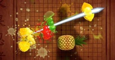 משחקי השבוע: נינג'ה של פירות