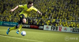 ביקורת: FIFA 12