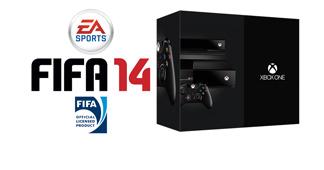 Fifa 14 יחולק חינם עם ה-Xbox One באירופה