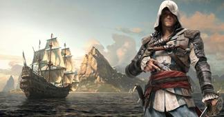 Assassin's Creed IV מקבל תמיכת 1080p ב-PS4