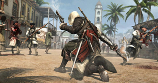 ביקורת - Assassin's Creed IV: Black Flag