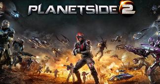 Planetside 2 החינמי בדרך אל ה-PS4