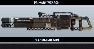 Titanfall - דלפה רשימת הנשקים המלאה