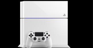 הדגם הלבן של ה-PS4 יושק בסתיו הקרוב